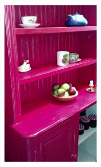The old dresser