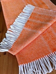 carrot blanket